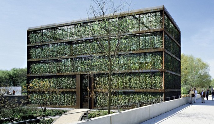 GREEN ARCHITECTURE _ SUSTAINABLE BEAUTY