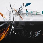 ZAHA HADID _ EARLY PAINTINGS AND DRAWINGS